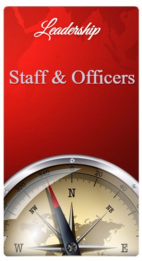Staff & Officers
